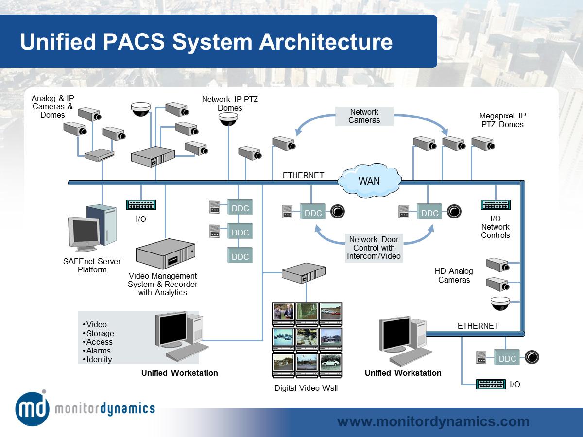 Monitor Dynamics Safenet